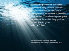 Harry palmer quotes