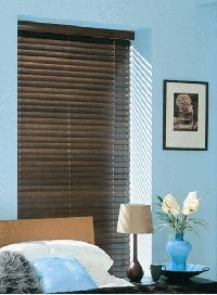 Venetian blinds add impact to your windows
