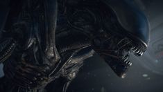 Alien illustration alien isolation playstation 3 playstation 4 xbox 360 xbox one creative assembly total war ellen ripley The Effective Pictures We Offer You About … Alien Films, Saga Alien, Aliens Movie, Alien Alien, Giger Alien, Xbox 360, Playstation, Aliens Colonial Marines, Alien Games