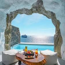 cavo tagoo - Αναζήτηση Google Mykonos Grecia, Cavo Tagoo Mykonos, Mykonos Island, Beautiful Hotels, Beautiful Places, Vintage Style Wallpaper, Barcelona Travel, Destination Voyage, Greece Travel