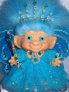 Blue Fairy troll