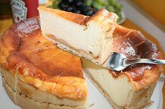 Ultra - cremiger Käsekuchen