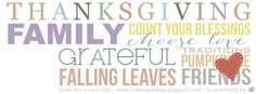 #LostBumblebee: Happy Thanksgiving Canada! Download this free FACEBOOK Cover image here :) Share the love! Missie @ Lostbumblebee