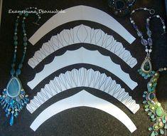 Diy Bead Embroidery, Embroidery Designs, Viking Dress, Headpiece Jewelry, Fascinator Headband, Diy Hat, Wedding Headband, Hair Beads, Diy Hair Accessories