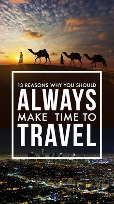 Psychology backed reasons to travel