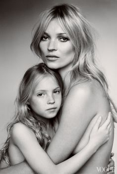 Lila Grace Moss Hack and Kate Moss