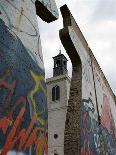 Fulton, Missouri | Berlin Wall at the Churchill Memorial
