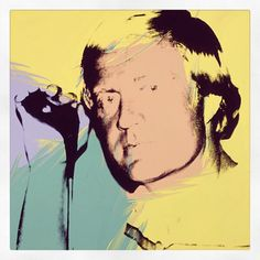 Jack Nicklaus by Andy Warhol.