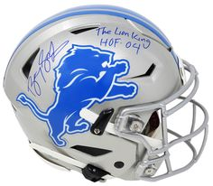 Detroit Lions Football, Football Helmets, Star Wars, Authenticity, Certificate, Nike Air Max, Hologram, King, Sticker