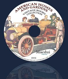 Items similar to American Homes and Gardens – Vintage Magazines 10 Volumes PDF on 1 DVD, About 100 Issues, Gardening on Etsy Old Magazines, Vintage Magazines, Book Collection, Ebooks, Dads, Home And Garden, Gardens, Collections, Homes