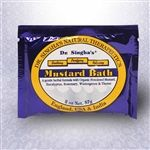Another favorite bath addition. Mustard bath from Dr. Singha. SO RELAXING! In individual packets for portability...