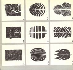 a page from the Creative Paper Design book, by Ernst Rottger