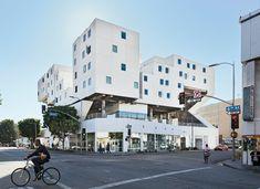 Star Apartments   Michael Maltzan Architecture   Slide show ...