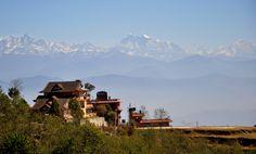 Nepal - Nagarkot! best view of the Himalayas