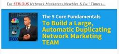 You will learn the 5 Core Fundamentals required to build a large, automatic, duplicating network marketing team from someone who has DONE IT Piano Stairs, Core, Organization, Marketing, Learning, Building, Getting Organized, Organisation, Buildings