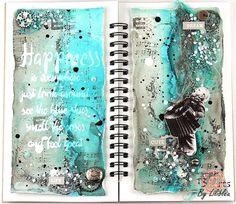13arts: Art Journal By Lilibleu