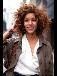 Georgous curls!