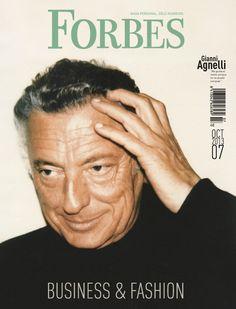 Gianni Agnelli covers