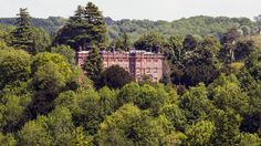 The National Trust's Hughenden Manor is the former home of Benjamin Disraeli, located in High Wycombe, Buckinghamshire.
