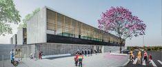 Equipe de Curitiba vence concurso para projetar escola no DF - ARCOweb