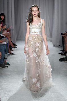 Marchesa | Collections | Marchesa | Spring 2014 | Collection #27
