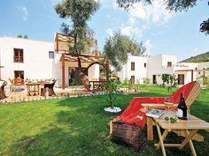 Torba site içinde özel havuzlu villa