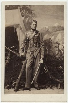 Louis Philippe Marie Ferdinand Gaston d'Orleans, Prince Imperial-Consort of Brazil, Count d'Eu, Camille Silvy