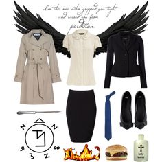 Castiel, played by Misha Collins, is an angel who lets loyalty guide him, even though his loyalty might be misguided. He is willing to sacrifice everything for his family.