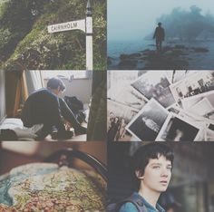 Asa Butterfield as Jacob Portman — aesthetic #2