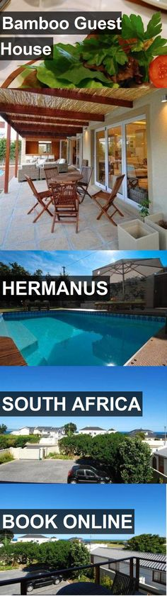 Bamboo Guest House in Hermanus, South Africa. For more information, photos, reviews and best prices please follow the link. #SouthAfrica #Hermanus #travel #vacation #guesthouse