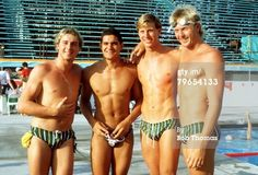 mens olympic swimmer photos | Olympic Games, Los Angeles, USA, Men's Swimming, Australian swimmers ...