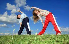 My Mommy: Μαμά και Παιδί -  Ποια η σημασία της Άθλησης για την Υγεία και την Ζωή του παιδιού...