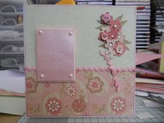 Using K&Co paper from stack.flowers K&Co