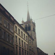 Romont FR Lausanne, Louvre, Building, Travel, Viajes, Buildings, Trips, Traveling, Tourism