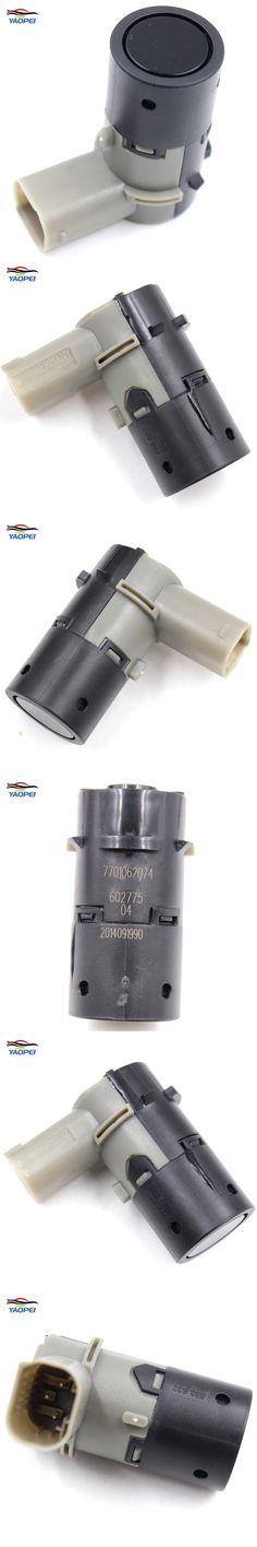 YAOPEI PDC 7701062074,PSA 7701062074 Aid Reverse Backup For Peugeot 207,207CC Citroen C4 C5, 9653849080 Genuine