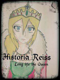 Historia Reiss, The queen | By : Me (Yui Nishizawa)