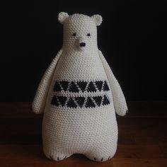Ravelry: Hegoa pattern by Marie Dardennes - so cute