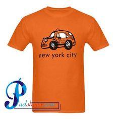 New York City Taxi T Shirt – padshops