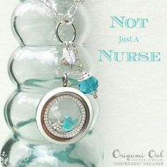 Origami Owl, Nurses. www.CharmingLocketsByAline.OrigamiOwl.com