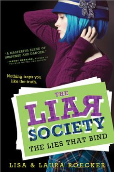 The Lies That Bind (The Liar Society) by Lisa Roecker, (Amazon.com Image)