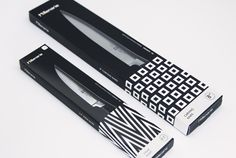 Sam & Lam Knife Packaging Design by box brand design, via Behance