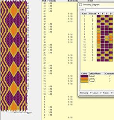 Diseño 18 tarjetas, 3 colores, alterna 4 movimientos adelante y 4 atrás