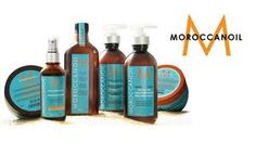 Moroccan oil is like crack for hair
