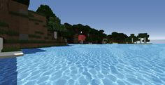 Beauty of the sea in Lumia's Survival. Screenshot taken by the player: __ENDERDRAGON__