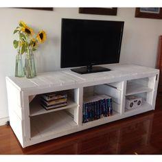 Modern Book Shelf / Wall Unit/ Bookcase / Ebony/ Shelving   pallet ...