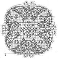 crochet em revista