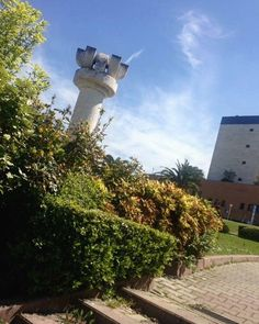 Settimana finita per me  #grazieadio #university #campus #unich #primavera #amoilmiocampus #sunny by lisatarab