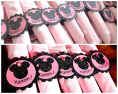 """Photo 2 of 31: Minnie Mouse / Birthday """"Kaitlyn's Minnie Mouse-Inspired 3rd Birthday Party"""" 