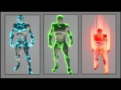 Energy Shield Effect - Tutorial) Game Effect, Gifs, Game Mechanics, Video Game Development, Tech Art, 3d Video, Game Engine, Unreal Engine, 3d Modeling
