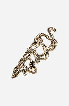 http://shop.nordstrom.com/s/topshop-leaf-armor-ring/3558773